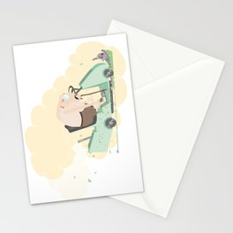 Grandpa Stationery Cards