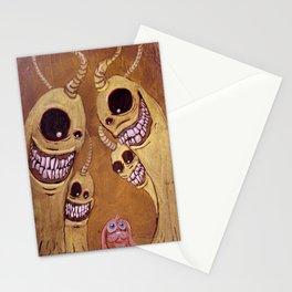 Intimidación Stationery Cards