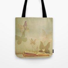 paper wings Tote Bag