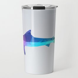 Glass Animal Series - Shark Travel Mug