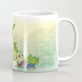 Johto Starters - The Chikos Coffee Mug