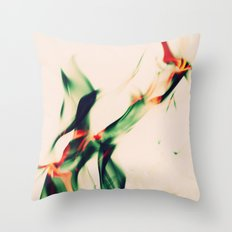 Close the Distance Throw Pillow