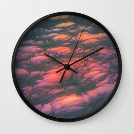 billows and bill Wall Clock
