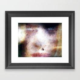 Moth 1 Framed Art Print