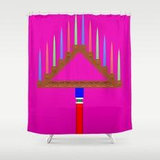 Ramo leonés Shower Curtain