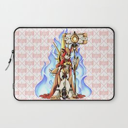 Mistress of Flame Laptop Sleeve