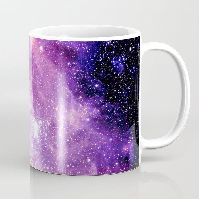 Galaxy Nebula Purple Pink : Carina Nebula Coffee Mug