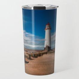 Talacre Beach Travel Mug