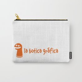 La Botica Gráfica (logo) Carry-All Pouch