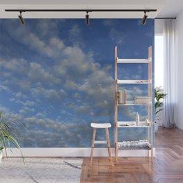 Cloudy sky Wall Mural