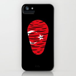 Doner Turkey Flag Kebab iPhone Case