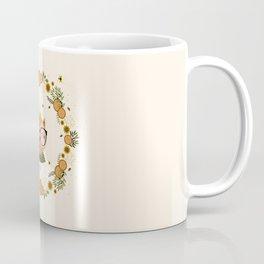 Chouette aux oliviers Coffee Mug