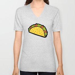 It's Taco Time! Unisex V-Neck