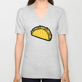 It's Taco Time! Unisex V-Neck