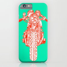 Cafe Racer front view iPhone 6s Slim Case