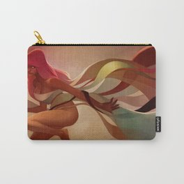 Trouble Letting Go Carry-All Pouch