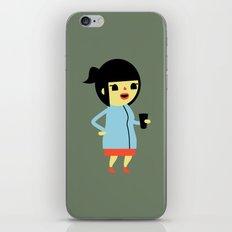 Anna (Alt) iPhone & iPod Skin