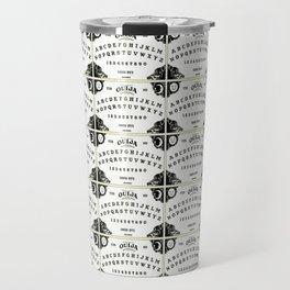 ouija board pattern Travel Mug