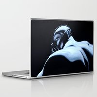 bane Laptop & iPad Skins featuring BANE by John McGlynn