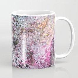 Acrylic pour 2 Coffee Mug