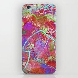 Blot 3 iPhone Skin