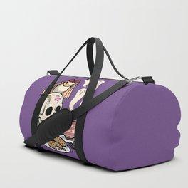 Spooky Tea Time Duffle Bag