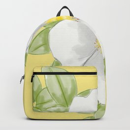 Cherokee Rose (yellow) Backpack
