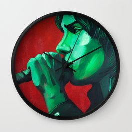 Julian Acrylic Wall Clock
