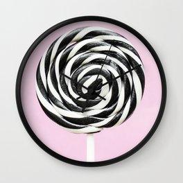Lolli Pop Wall Clock