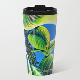 Julie's Jungle Travel Mug