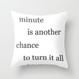 Sofia Serrano Throw Pillow