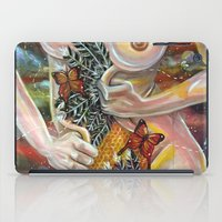 boob iPad Cases featuring alcove by Beth Jorgensen
