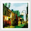 Chinatown Colour by tristant