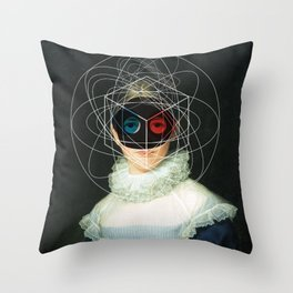 Another Portrait Disaster · G2 Throw Pillow
