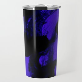 Jellyfish - Blue Ombre Travel Mug