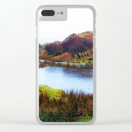 Fairy Glen, Isle of Skye Clear iPhone Case