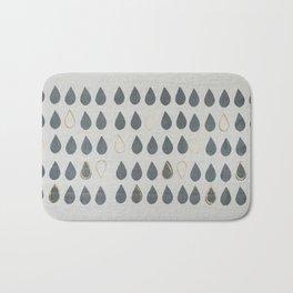 Gold Drops Bath Mat