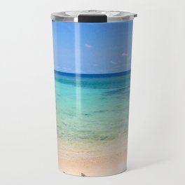 Long tail boat Thailand Travel Mug