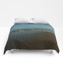 Litchfield By The Sea At Dawn Comforters