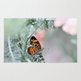 Butterfly Flutter Rug