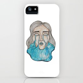 Beauty in Dismay iPhone Case