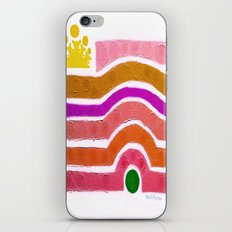 :: Princess n' Pea :: iPhone Skin