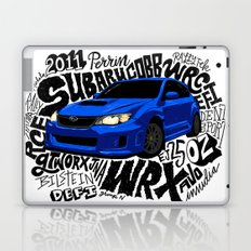 WRX Laptop & iPad Skin