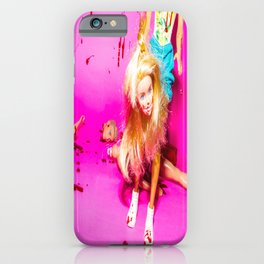Barbara in Real Life #3 iPhone Case