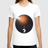 30 seconds to mars T-shirts featuring Mars by Cs025