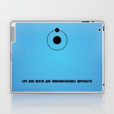 Dr. Manhattan Laptop & iPad Skin