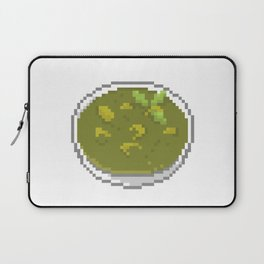 Green Curry Laptop Sleeve