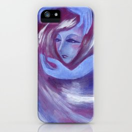 Support from Universe iPhone Case