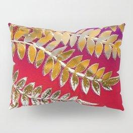 Crimson Daydream Pillow Sham