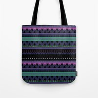ethnic Tote Bags featuring Ethnic by Thayse Martins